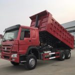 IMAGE OF HOWO SINOTRUK DOUBLE AXLE 10 TYRES.