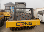 TITLE: CRNG 610 VIBRATORY ROLLER / COMPACTOR WITH STUDS. (DRUM-TYRE)